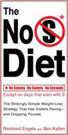 The No S Diet Book Cover